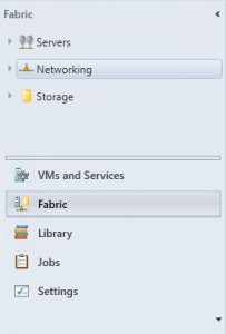 Figure 1: Fabric Management