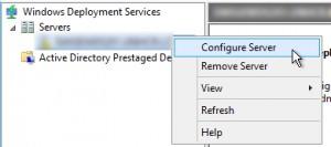 Figure 1: Configure Server